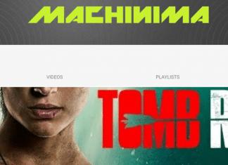 Machinima on YouTube