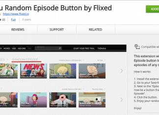 Hulu Random Episode