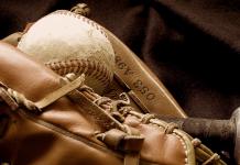 Old times baseball