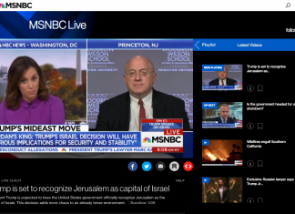 msnbc streaming cable alternatives watch internet tv amazon fire tv