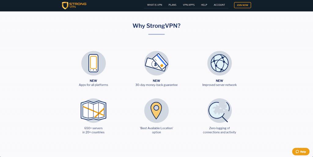 unblock american netflix smartdns alternatives strongVPN