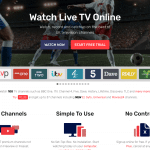 watch tvplayer online outside of the uk