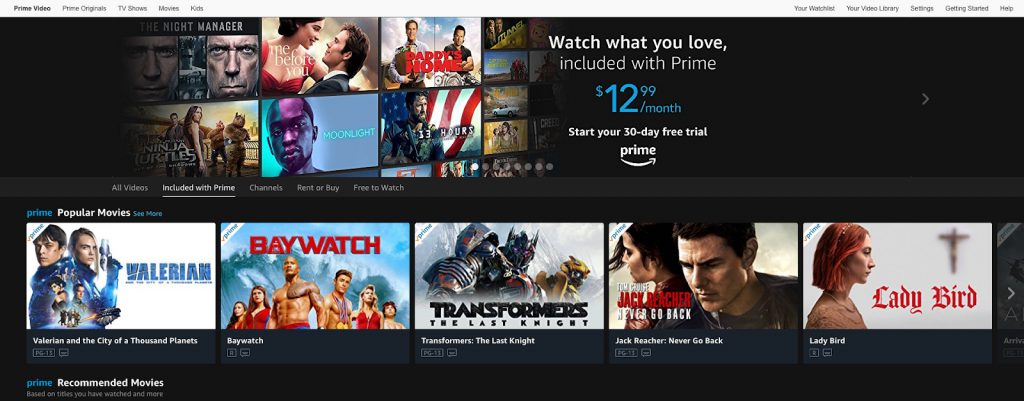 watch amazon prime video outside of america anywhere unblock amazon prime video 2018