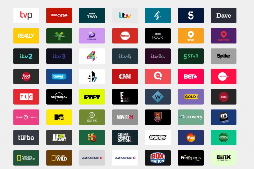 tvplayer.com channel list watch outside of uk geoblocking expressVPN