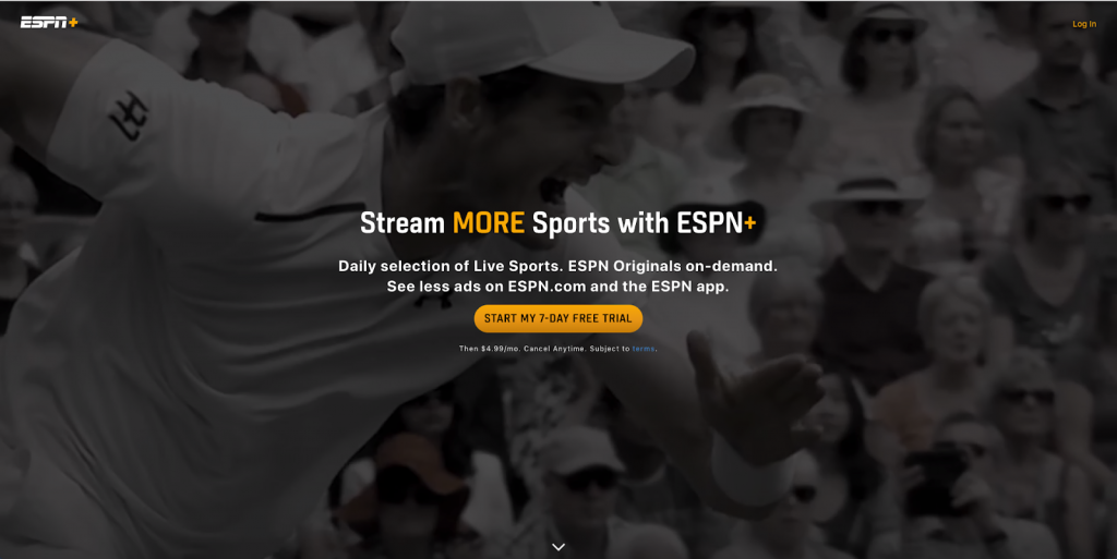 espn plus streaming MLS rugby soccer sports streaming online