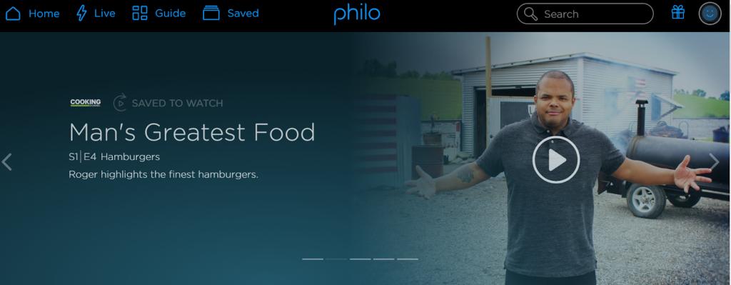 philo sling tv alternatives 2019