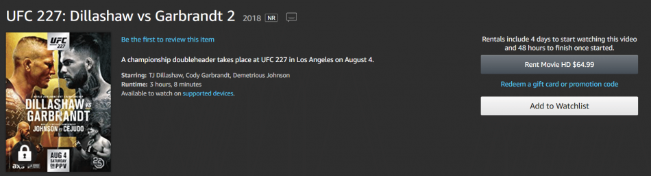 How to Watch PPV Events Without Cable - Your Top 6 Options