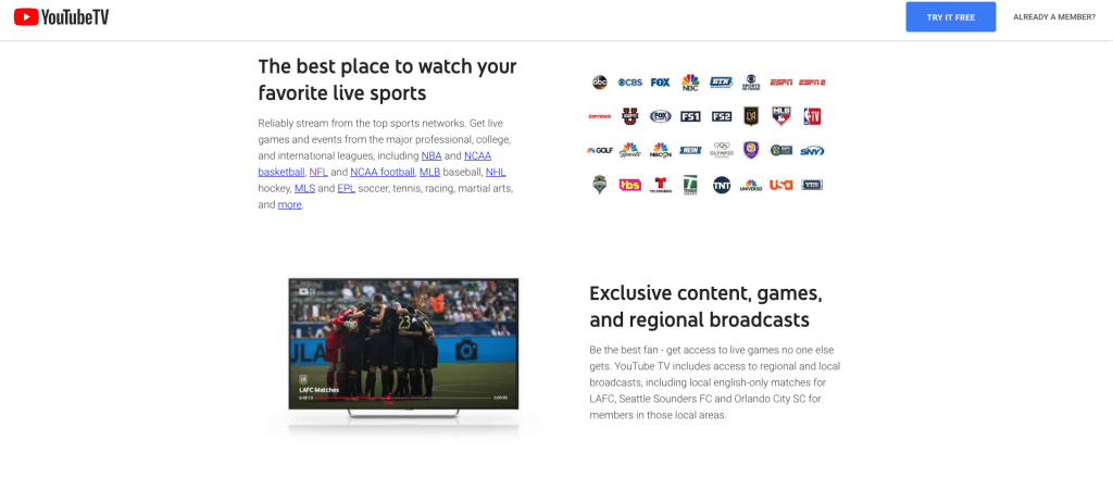 youtube tv how to watch packers online without cable top options