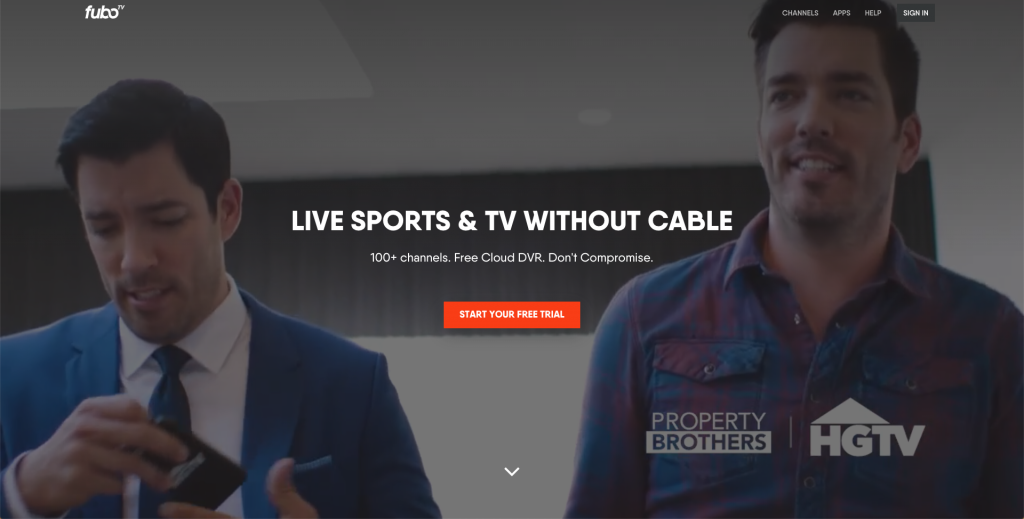 watch sny live without cable on fuboTV