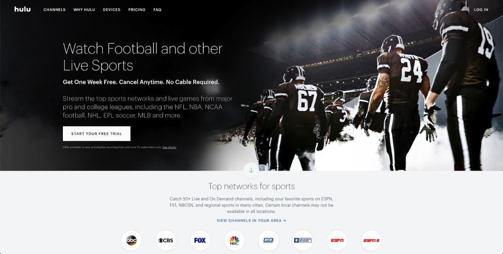 nfl cable alternatives watching new england patriots games online streaming cable