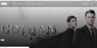 Watch Gotham live without cable