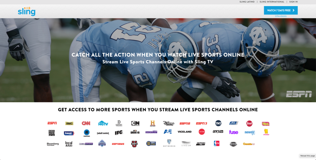 watch mls major league soccer without cable top options cord-cutting sling tv