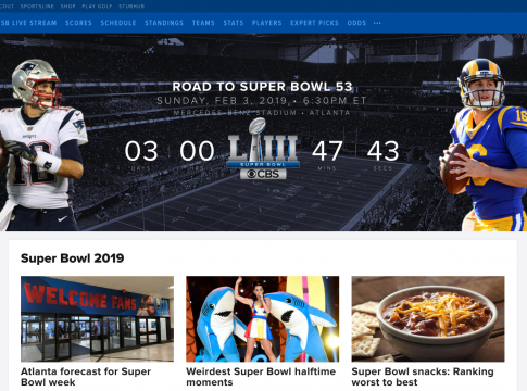 watch the super bowl on chromecast online without cable alternatives