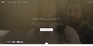 how to cancel hulu with live tv