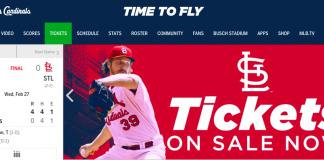 Stream Cardinals Baseball