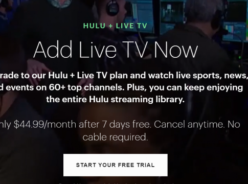 Hulu Live TV Local Channels - FOX, NBC, and Others