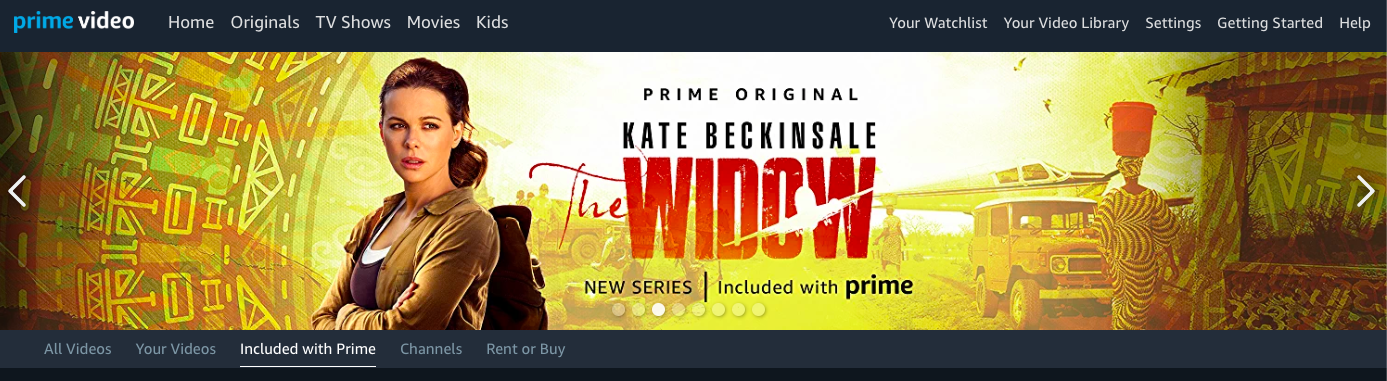 Watch Amazon Prime Video