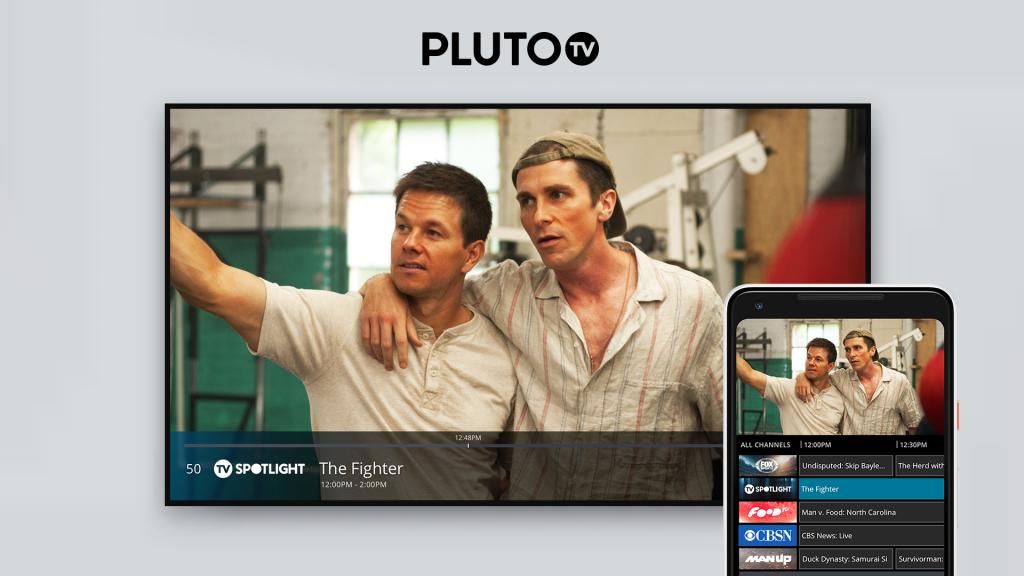 watch live tv on roku pluto