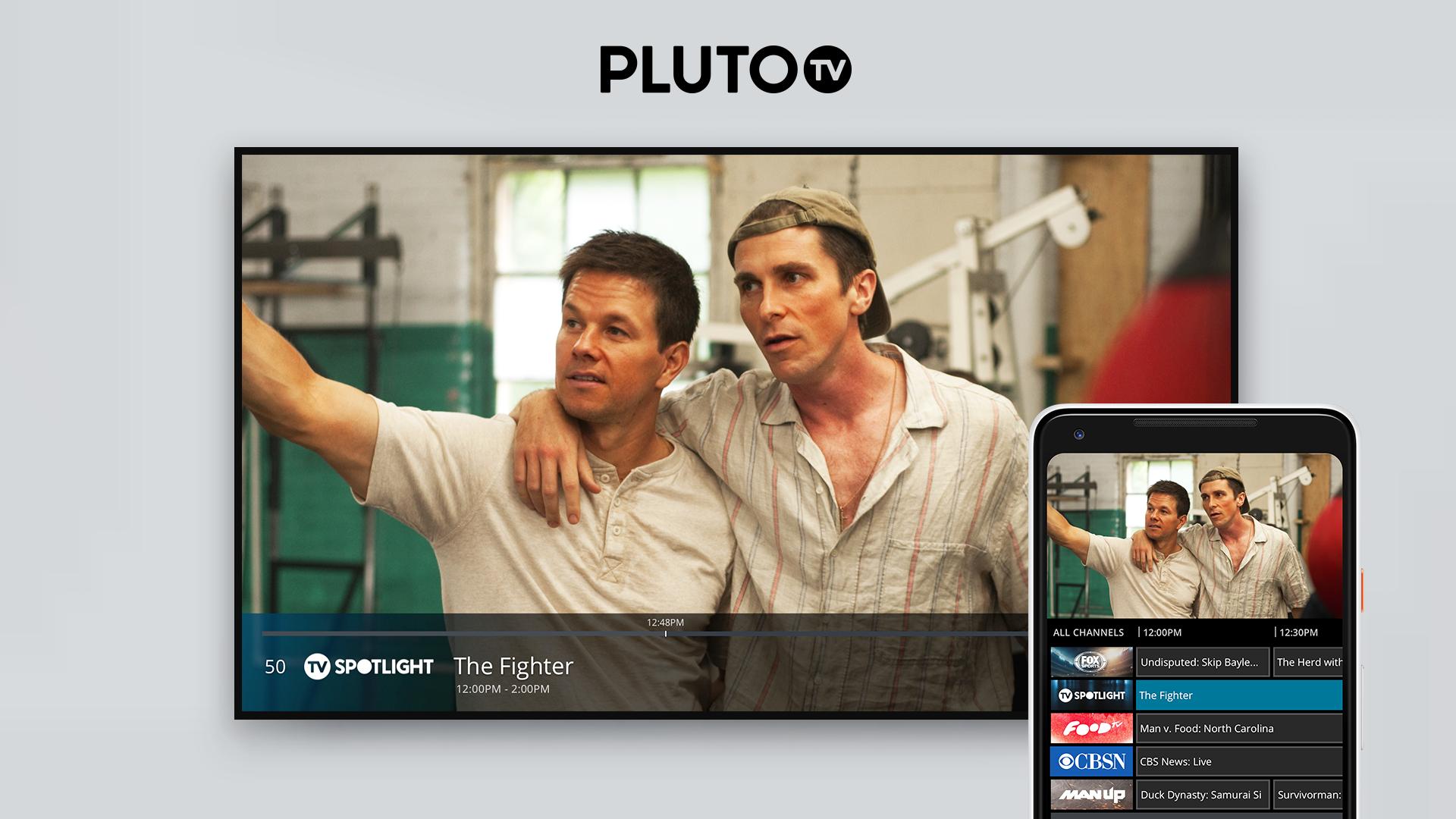 Live TV on Pluto TV