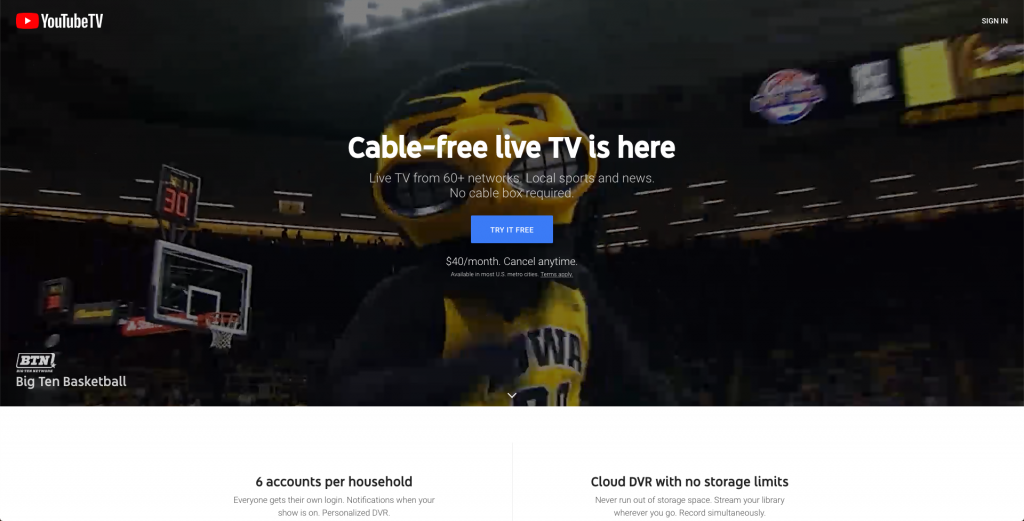 watch the colorado rockies online without cable youtube tv