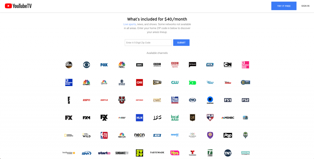 YouTube TV Plans and Pricing - Everything You Need to Know