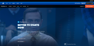 playstation vue device support
