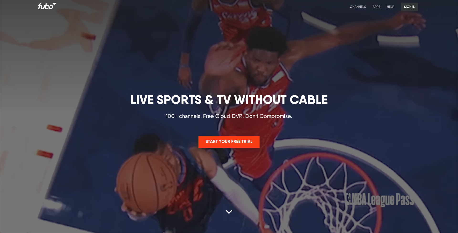 fubotv simultaneous streams