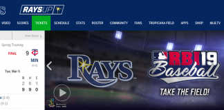 Watch Tampa Bay Rays Without Cable
