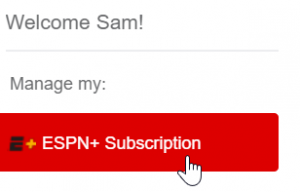 how to cancel espn+