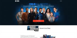 cbs all access dvr