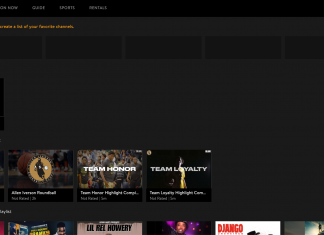 sling tv on-demand library
