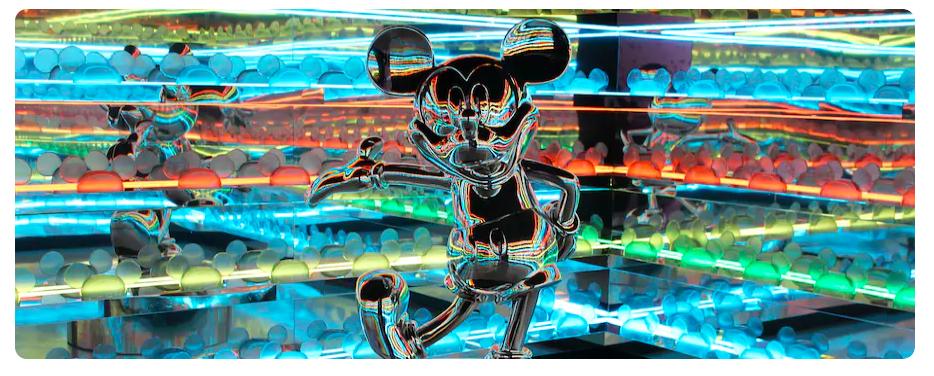 Pop-up Disney Store