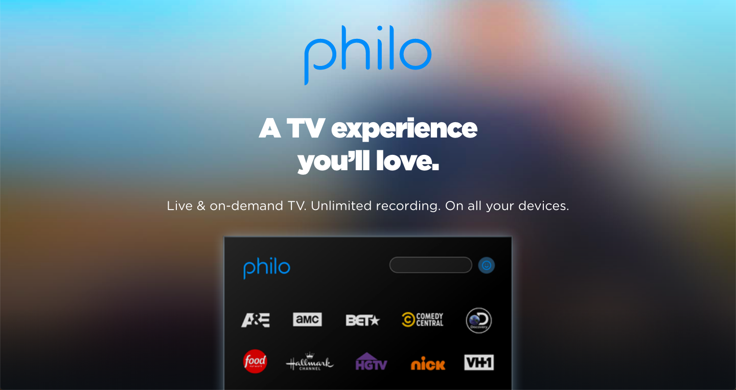 philo tv everywhere