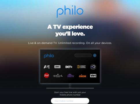 cost of philo 2019