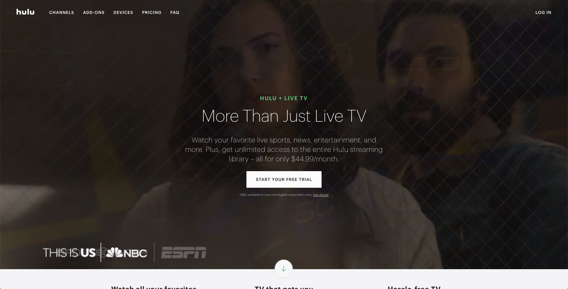 hulu with live tv cost price 2019