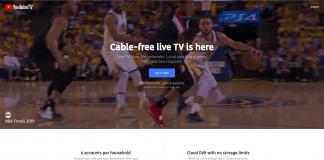 Youtube TV cost price 2019