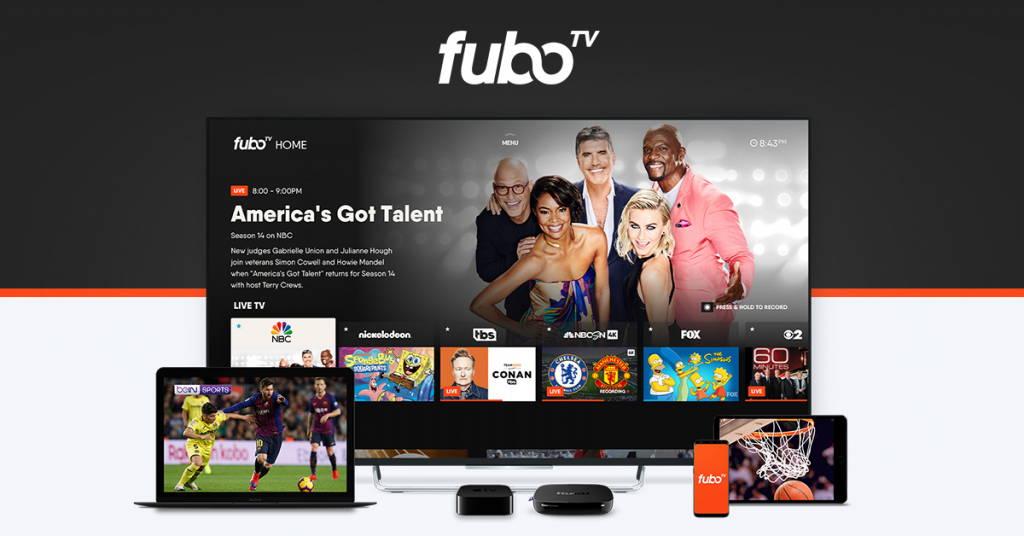 fubotv AT&T TV now alternatives
