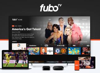 fuboTV interface