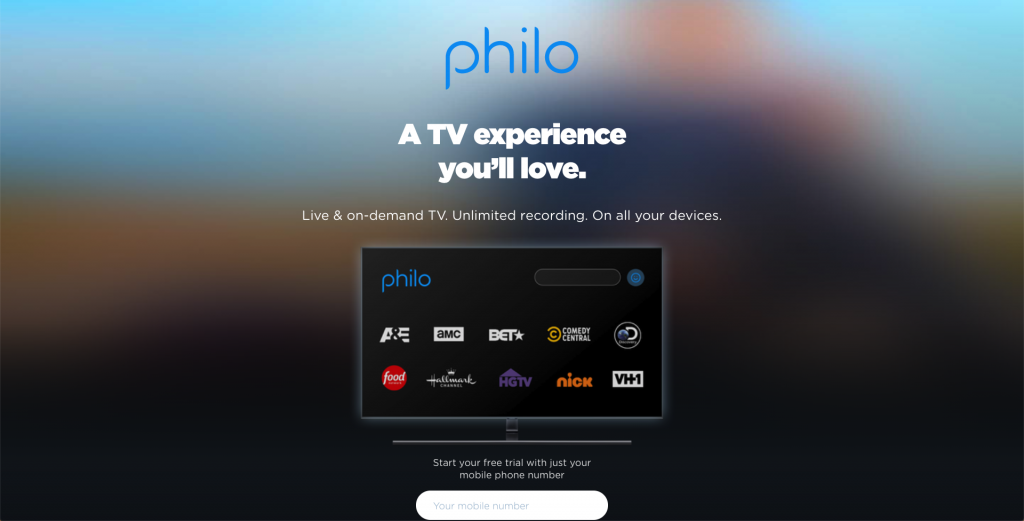 watch destination america without cable philo alternatives