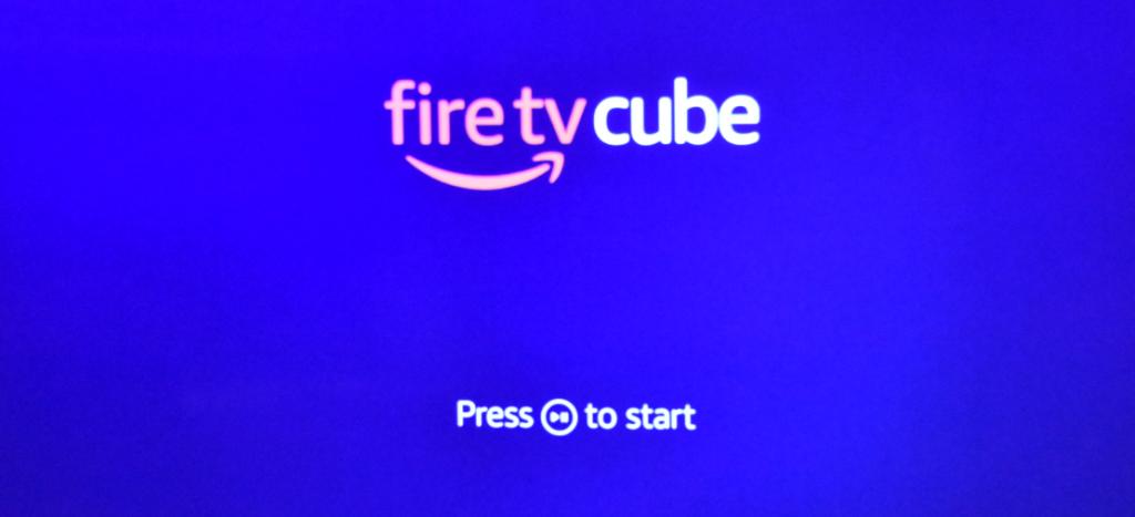 Fire TV Cube Review Setup