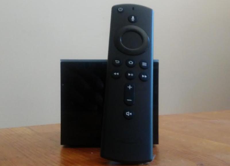 Amazon Fire TV Cube remote