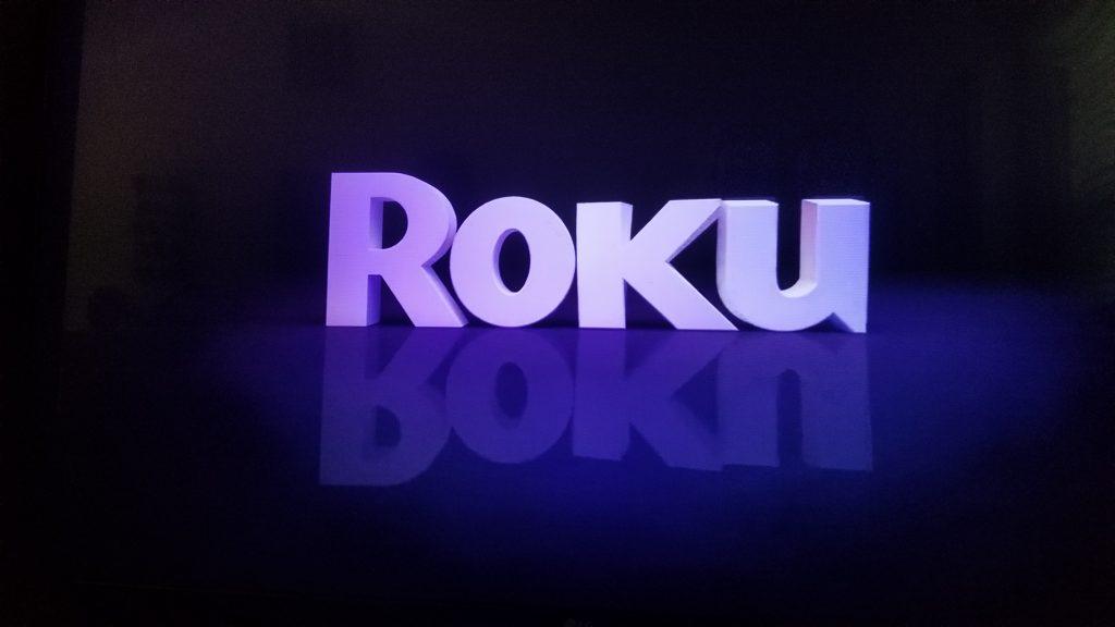 roku setup logo