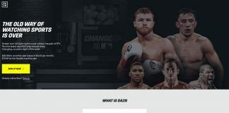 dazn 2019 events calendar bellator mma boxing combat sports mlb changeup