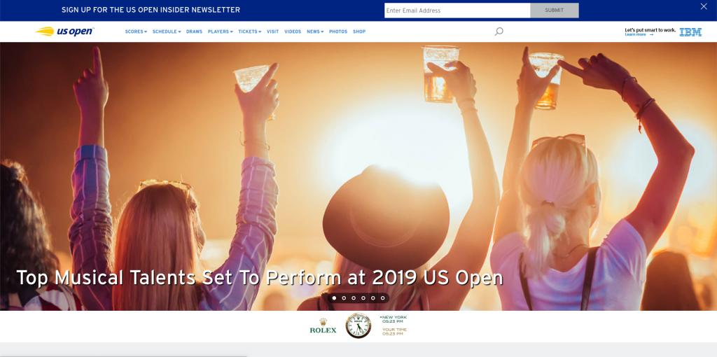 espn plus events calendar 2019 us open