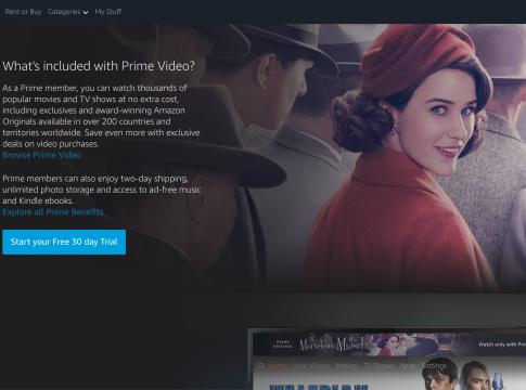 Amazon Prime Video DVR