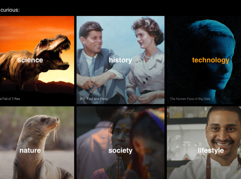 curiositystream plans and pricing cost details