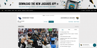watch the jacksonville jaguars without cable