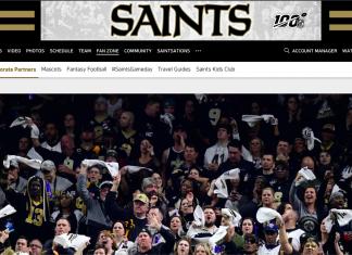 Watch Saints Football