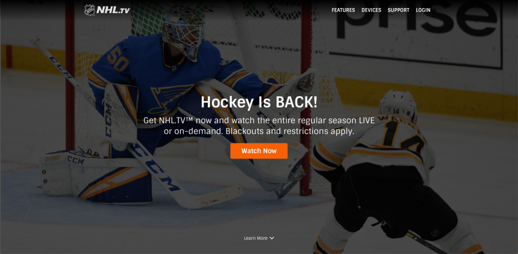 watch the chicago blackhawks without cable nhl.tv