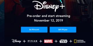 Disney+ Plans